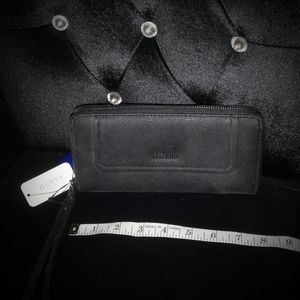 GUESS Wallet with wrist strap